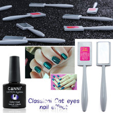 51023 CANNI 24 color cat eye nail polish gel varnish magnet gel effect nail polish