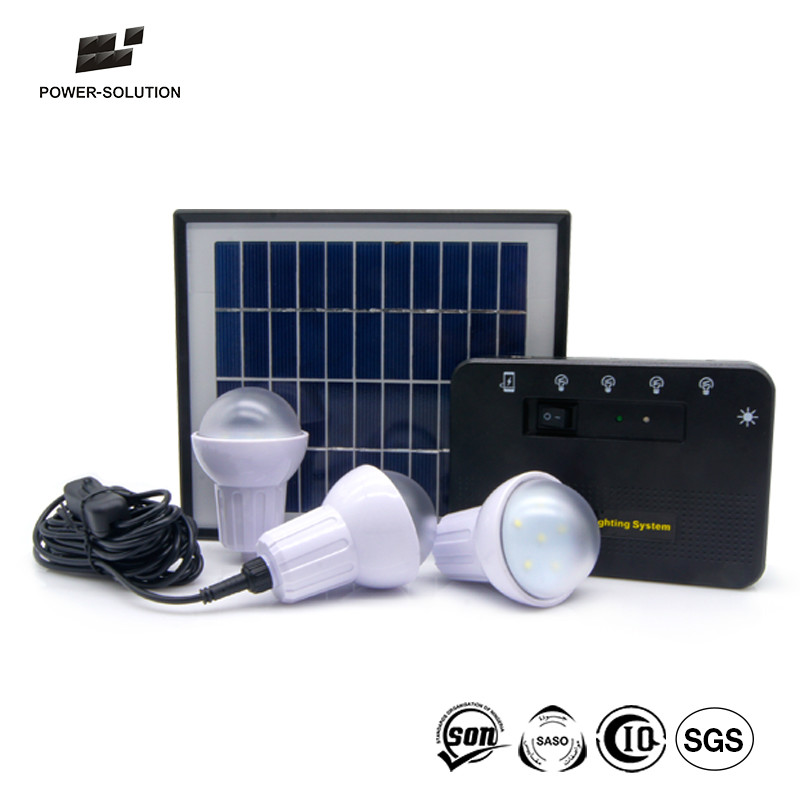 Top sell portable solar kit for home use