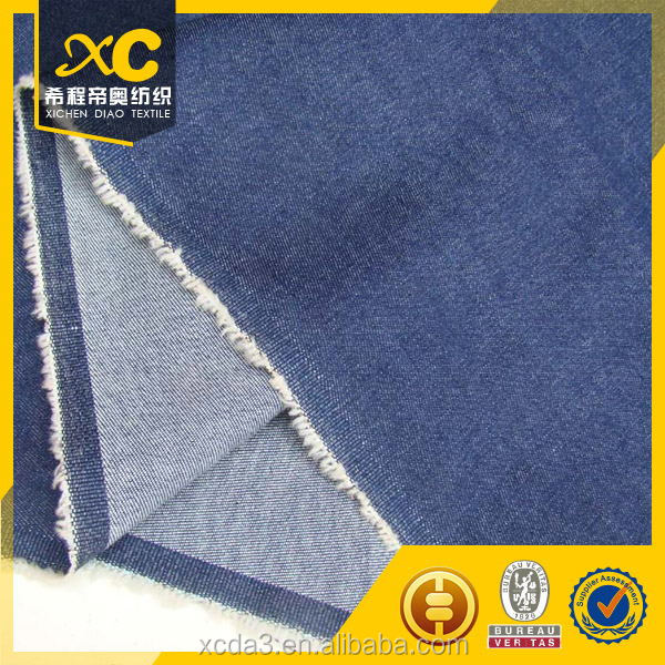 imported china denim textile fabric for bed covers