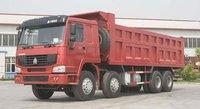 sinotruk howo 8x4 dump truck body