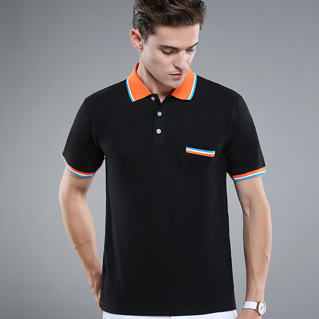 <strong>Manufacturer</strong> <strong>clothing</strong> wholesale men's polo shirt fabric logo custom dry fit polo shirt overalls
