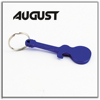 Elegent Beer Bottle & Pop Top Can Opener Key Ring Chain Guitar Novelty Gift