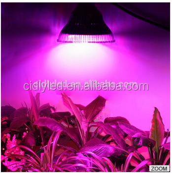 New 36w E27 Par 30 Led Grow Light Hydroponic Green Plant Flowers ...