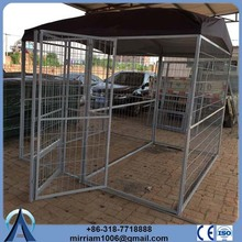 ISO 9013 or galvanized comfortable folding dog carrier