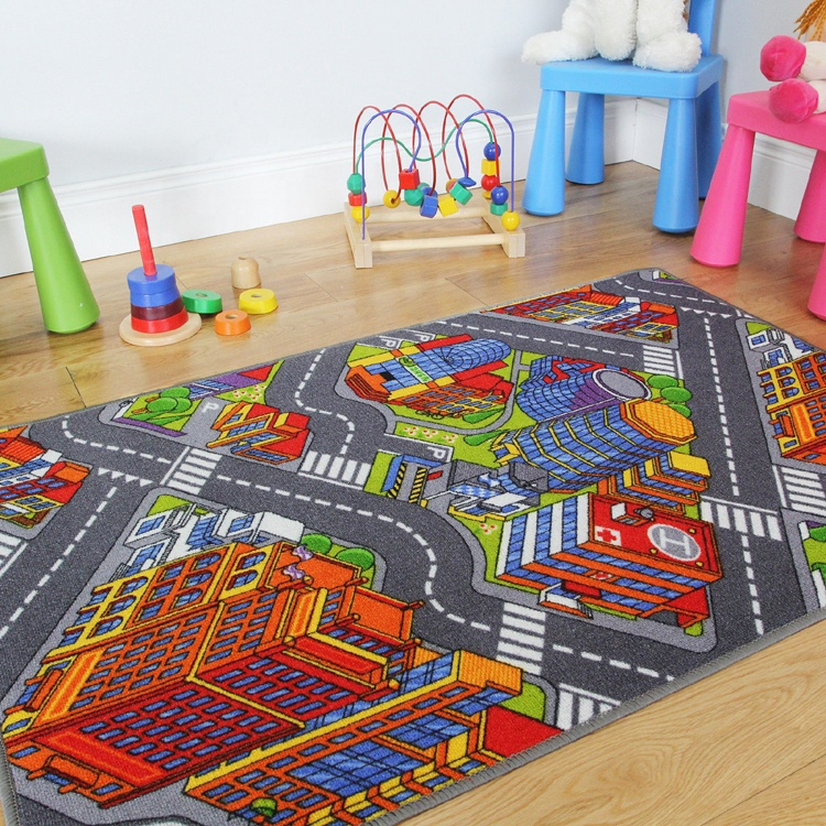 Play Road Driving Time Street Car Kids