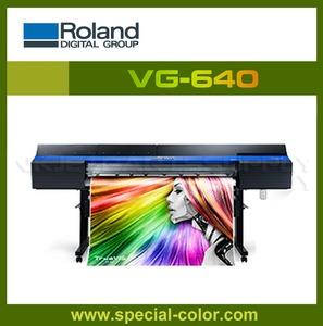 New Roland TrueVIS VG-640 printer/cutters