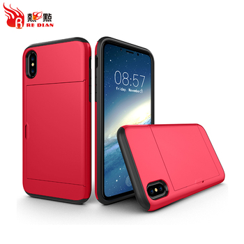 Cell Phone Case For Iphone 8 Red Case Handphone For Iphone 8 New