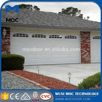 Cheap Custom Size Automatic Garage Doors Prices For Sale Buy