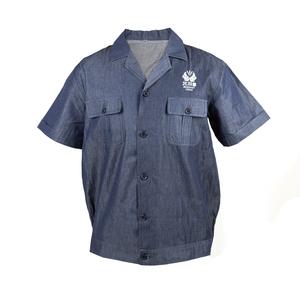 Short Sleeve Workwear or Worker Uniform