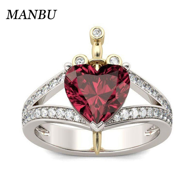 diamond rings in 14k white gold diamond and ruby ring 925 sterling <strong>silver</strong> 12614
