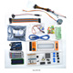 Arduinos Robot Electronic DIY Learning starter kit with arduinos Uno R3 development board