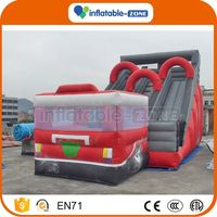 Fast shipping fine quality cheap inflatable slides for sale classic inflatable slide