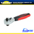 "CALIBRE 72 Teeth 1/4"" & 3/8"" Dr Dual Drive Mini Torque Ratchet Wrench Handle"