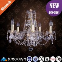 Germany designer provide traditional bohemia chandelier crystal