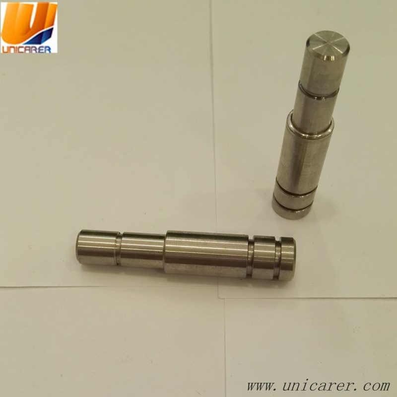 custom stainless steel two stroke engine vertical shaft with good quality
