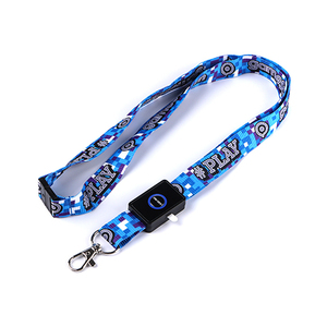 High Quality Led Switch Individual Discount Buy Custom Lanyard