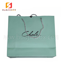 Trade Assurance logo Quality Full Color Matte Laminated Branded christmas paper gift bag murah kraft paper bag