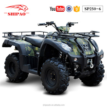 SP250-6 Shipao bền off road atv <span class=keywords><strong>quad</strong></span> bike <span class=keywords><strong>cho</strong></span> <span class=keywords><strong>người</strong></span> <span class=keywords><strong>lớn</strong></span>