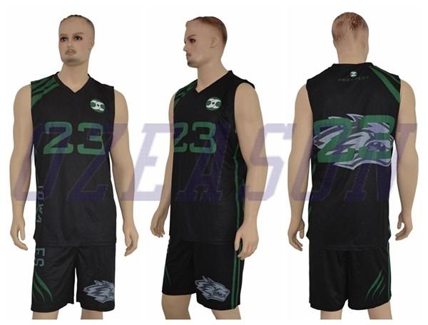 8b21d7e5214a Guangzhou factory oem wholesale custom blank mesh reversible basketball  jerseys