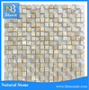 New products marble mosaic tile beige natural marble travertine mosaic