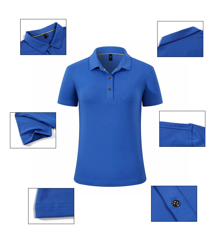 Office Free Shipping Polo Uniform Polo Shirt Samples
