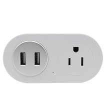 2019 <span class=keywords><strong>ES</strong></span> Amazon Echo Google wifi smart plug mit 2usb port