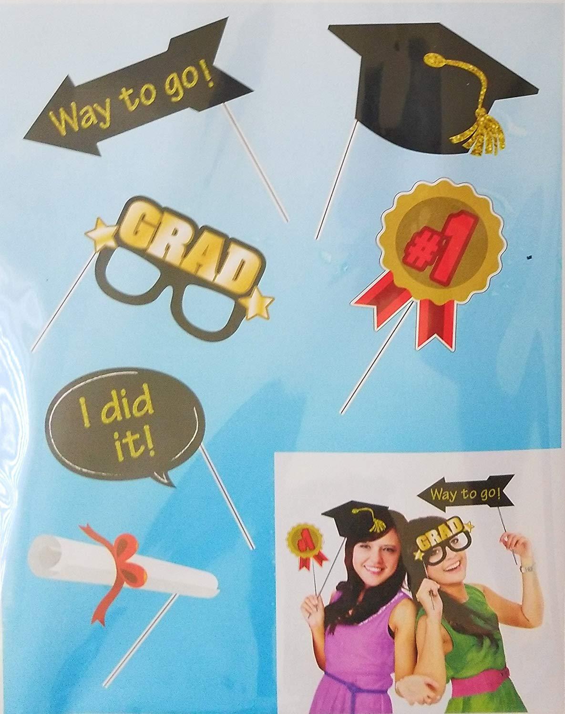 buy graduation photo prop plus grad photo frame 2018 grad photo