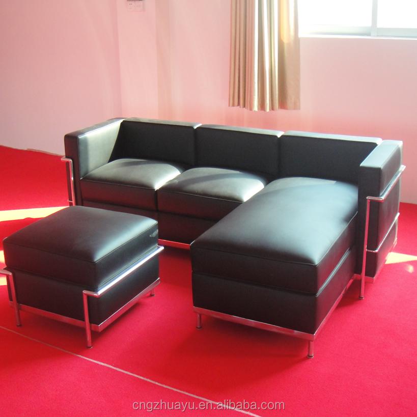 Lc2 Sectional Sofa Corner Sofa - Buy Lc2 Corner Sofa,Red Corner Sofa With  Chaise Lounge,Corner Sofa Design Product on Alibaba.com