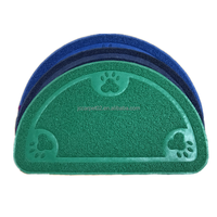 Cat Litter Mat - Soft & Easy on the Paws/water-proof and Effectively Prevents Litter Tracking by Trapping Cat