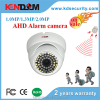 2016 Kendom New Items AHD Alarm Camera for home security camera compatible with DVR AHD 1080p for warehouse, basement, home use