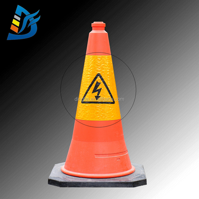 Dangerous Warning Sign Traffic Cone Sleeves traffic Road Signs