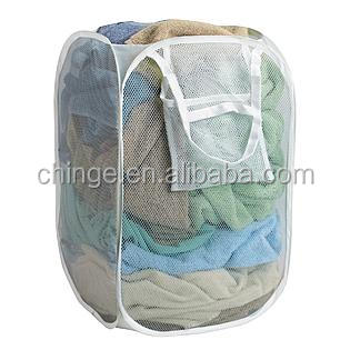 2017 New Arrival Deluxe Pop Open washable laundry Hamper
