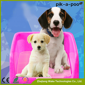 Dog Pee Toilet Wiht Wall Training Pet