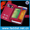 Flip Cover for Galaxy Note 3 Credit Card Holder Case