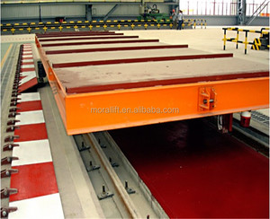 Industrial Steel Handling Transfer Car for Handling Equipment