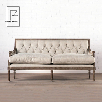 Refuse To Recycle Wood Durable Fashion Home Furniture Living Room Sofa