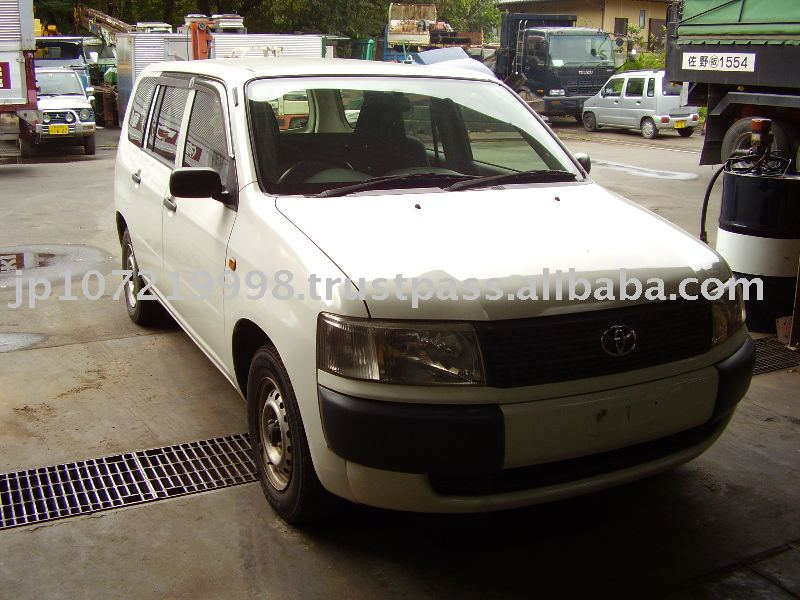 2004 Toyota Probox Van Used Car