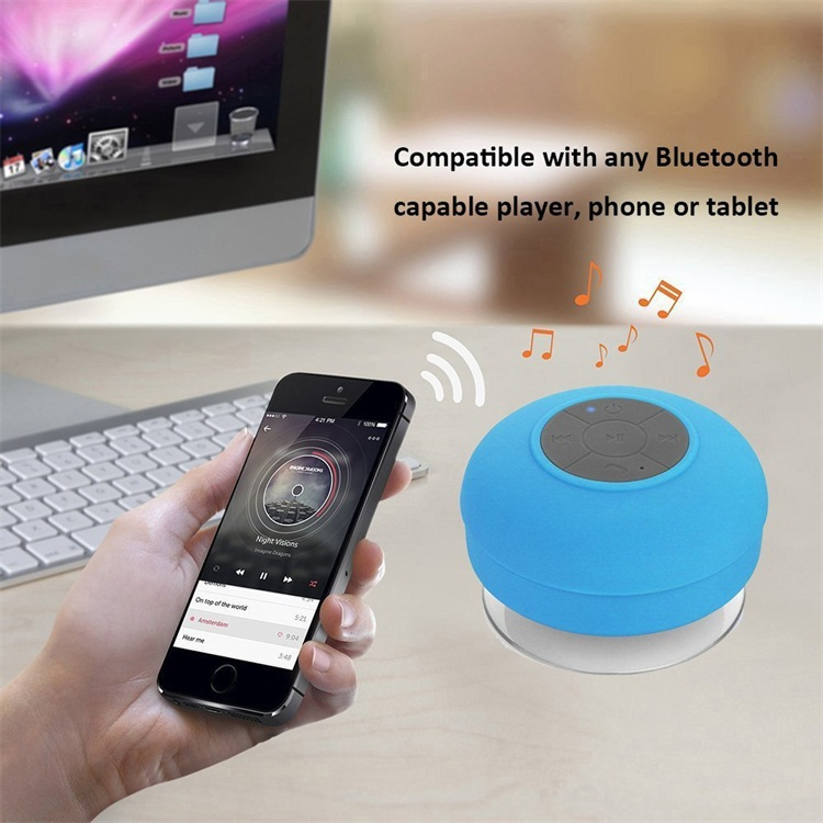 Gadgets 2018 Technologies Fashionable Smallest Water Proof Speaker Portable
