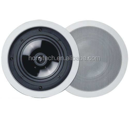 Dual Drop Shot Ceiling Speaker Background Music System
