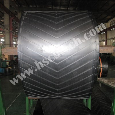 conveyor belt abrasion resistance rubber conveyor belt
