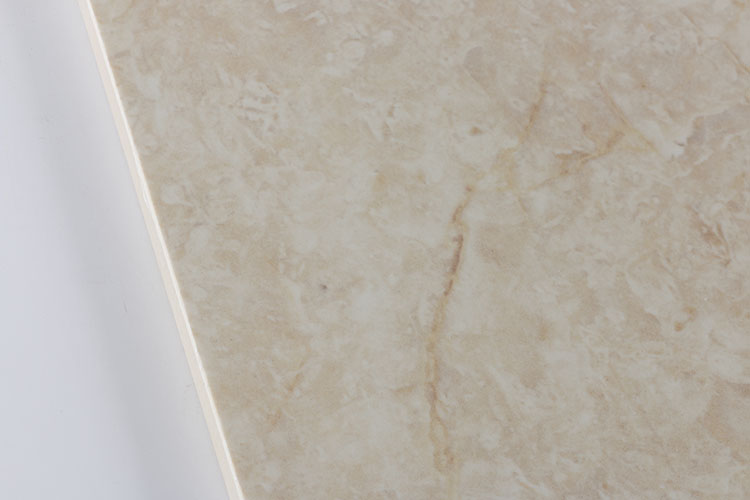 High quality vitrified marble-look polished ceramic floor tile pattern