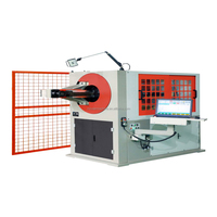 3D CNC automatic material wire forming bending machine equipment