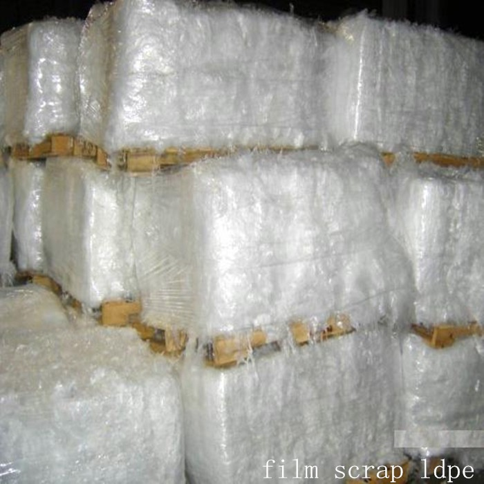Grade A Clear Agricultural Plastic Bales Roll Film Scrap Ldpe ...
