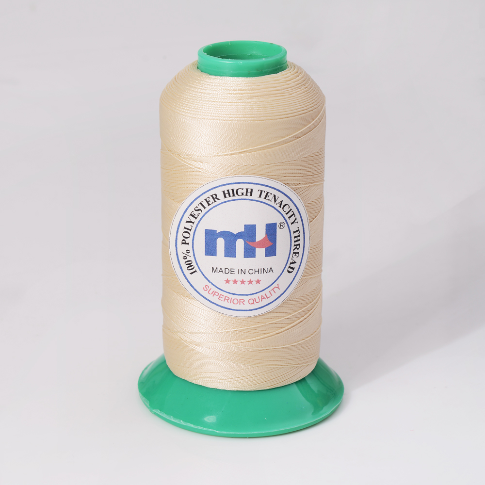 75d-420d High tenacity 100% filament polyester sewing thread