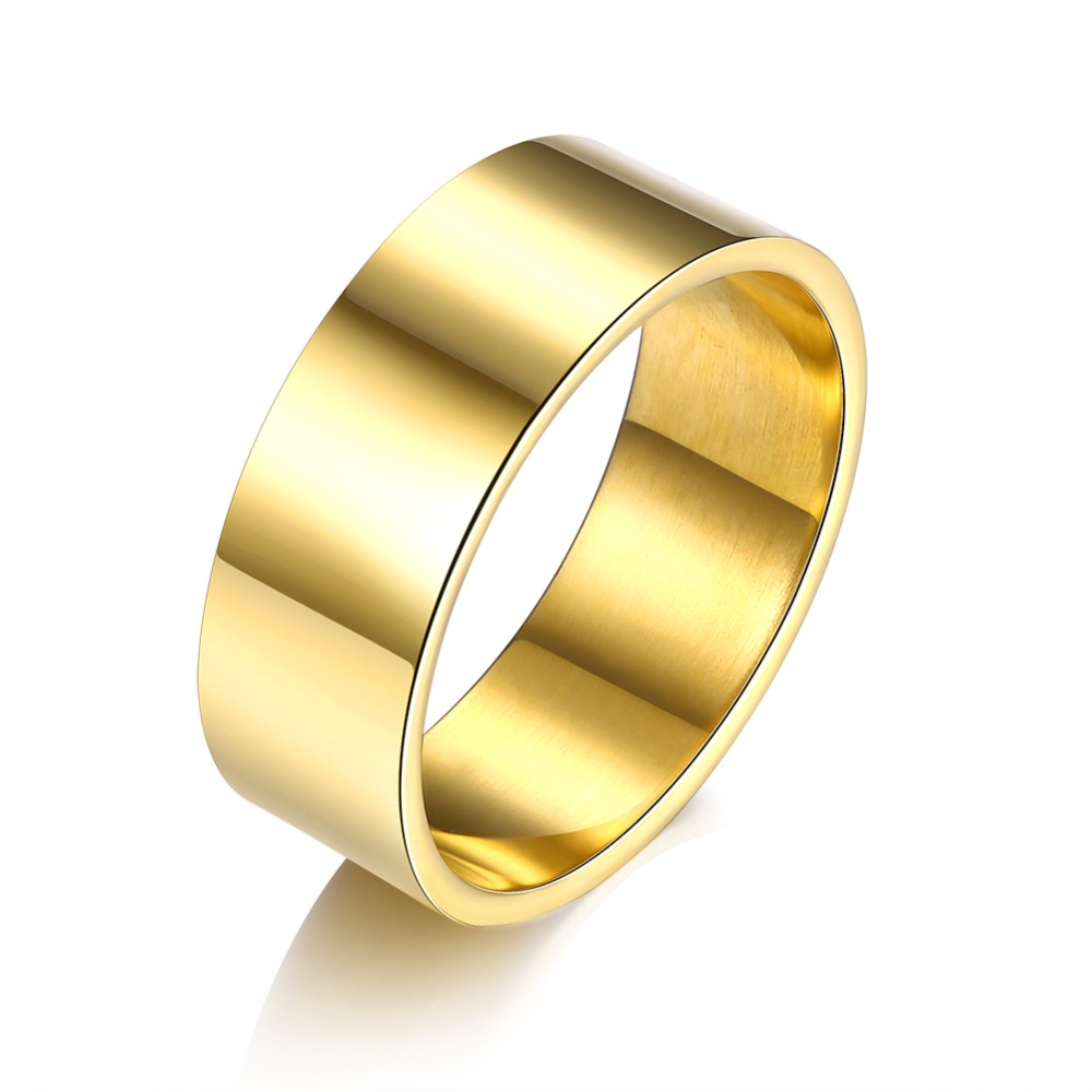 2017 Simple India Men Gold Ring Design Gold Men\'s Ring - Buy Gold ...