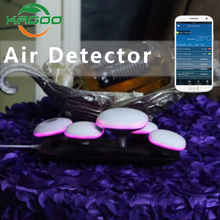 Multi Functional Gas Pm2.5 Air Quality Detector Portable Auto Alarm System Air Sensor