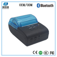 Hot sale! 58mm bluetooth food order sms printer wireless printer MHT-5805