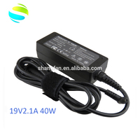 Hot Sale 19V 2.1A 40w 2.5*0.7mm Universal AC DC Power Supply Adapter Charger for Asus N17908 V85 R33030 EXA0901 XH