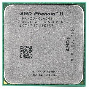 HMN950DCR42GM AMD Phenom II N950 2.1 GHz 2 MB 1800 MHz US free shipping