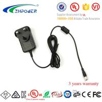 UL/cUL/FCC/PSE listed 12 volt 1amp 1.5a 2a power supply 12v 150ma power adapter